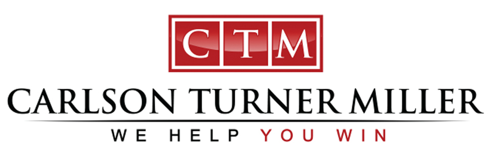 Carlson|Turner|Miller, We Help. You Win.